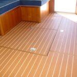 PlasTEAK pvc folije za podove u plovilima
