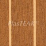 Teak & Holly Satin has the traditional warm look of natural wood with a little bit of shine.
