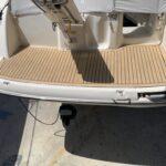 Plovilo Chranchi Zaffiro 34 sa umjetnom tikovinom PlasDECK